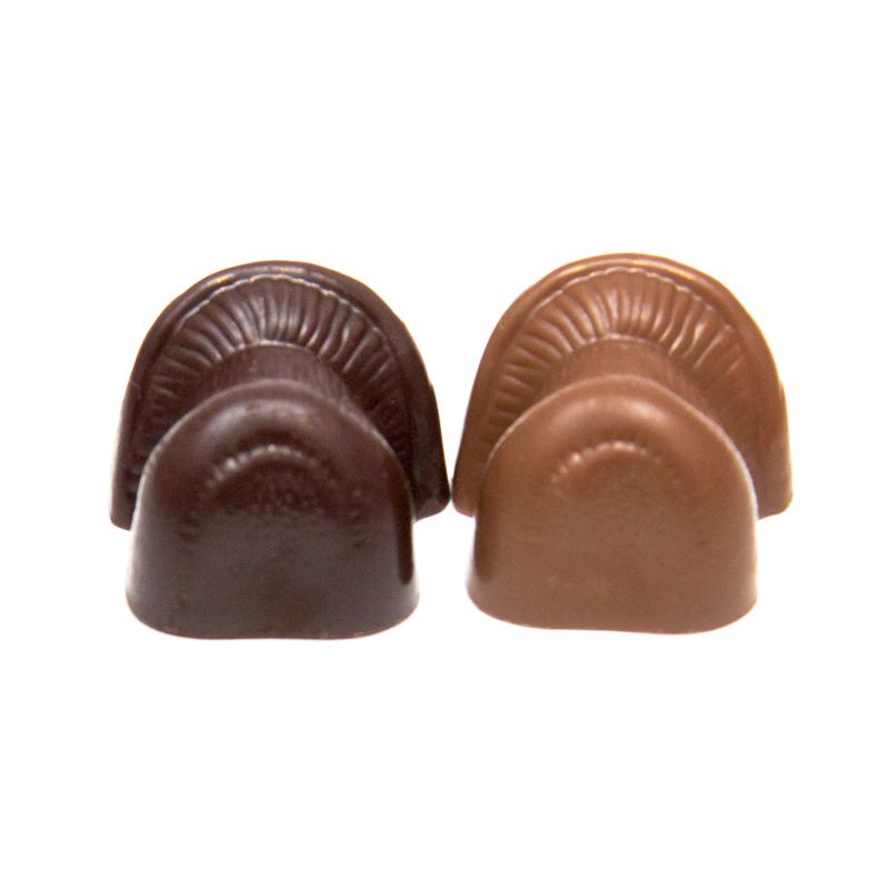 Bonbons chocolade paddestoel