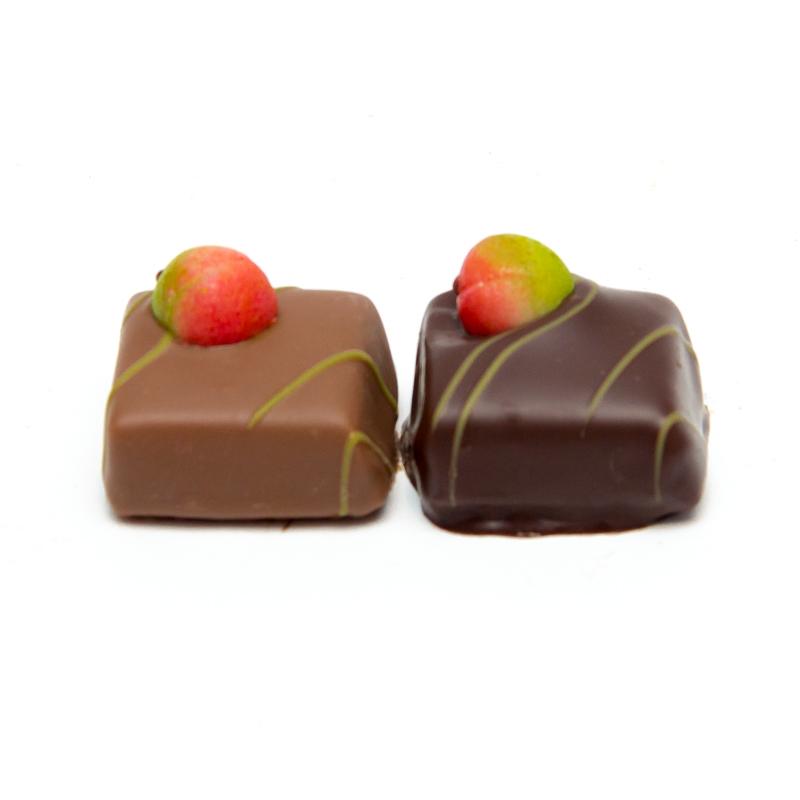chocolade appeltje