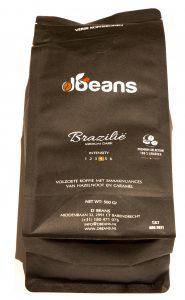 Single origin brazillie koffiebonen
