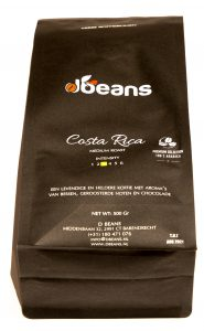 Single Origin Costa Rica koffiebonen