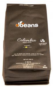 Single origin colombia koffiebonen